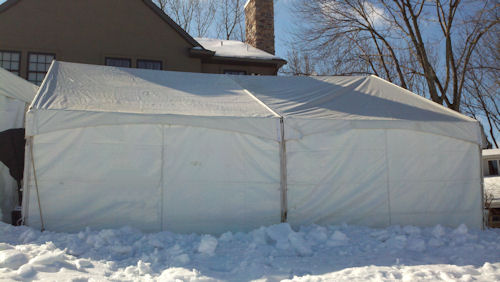 40 x 60 Frame Tent