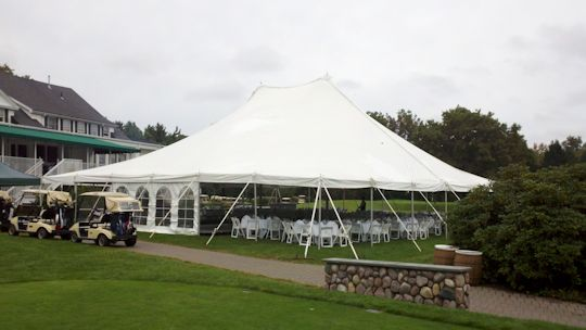wedding at essex fells CC