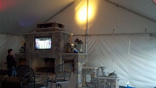 super sunday tent