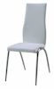 White Stacking Parsons Chair