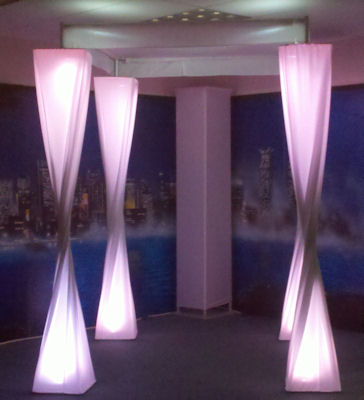 LED Light Chuppah