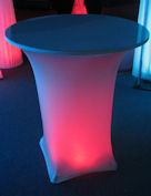 led light up cocktail tables