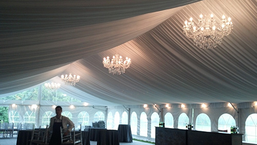 A Party Center Event And Tent Lighting