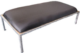 Backless Sofa Bench (3ft x 6ft)