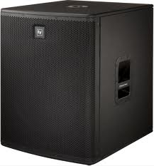 ELX118P Powered 18-inch subwoofer
