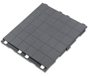 Grey Ikadan Portable FLooring
